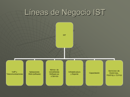 Slide 1 - Servicios en línea