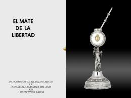 EL MATE DE LA LIBERTAD - Emilio Jorge Patarca
