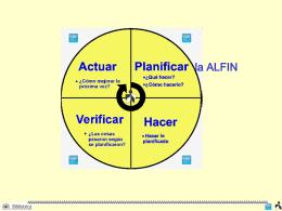 Evaluación de la ALFIN