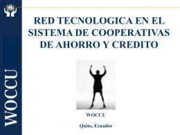 Tecnología para reducir costos en las microfinanzas