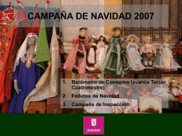Power point Campaña Consumo Navidad ( ppt)