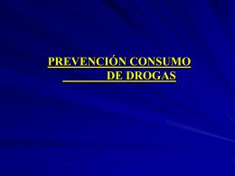 Droga - criminologia
