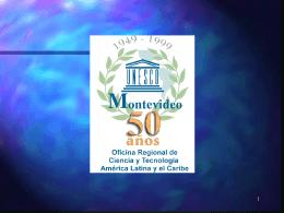 El Programa de Informática de la UNESCO