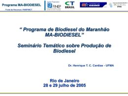 Programa MA