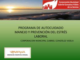 PROGRAMA DE AUTOCUIDADO MANEJO Y