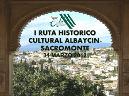 I_RUTA_HISTORICO_CULTURAL_ALBAICIN
