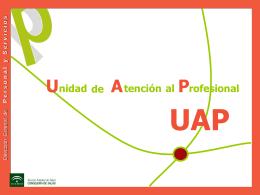 Presentación UAP