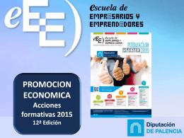 Presentación EEE 2015 formación específica