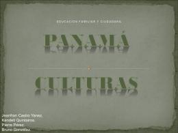 PANAMÁ CULTURAS