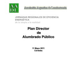 AADL - Plan Director AP