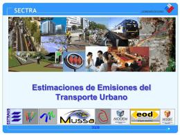 Integración Transporte & Uso de Suelo