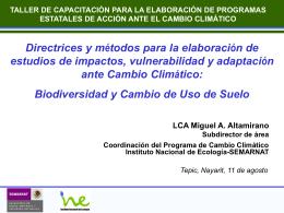 MAAC_Biodiversidad y CUS (11-AGO-09)