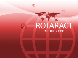 Rotaract - Rotary E-Club
