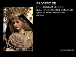 Escultura religiosa de posguerra: Castillo Lastrucci