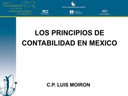 Capacitación - Consejo Mexicano de Normas de Información