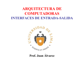 ArqCompC - Interfaces E