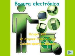 Basura electrónica - bigbang-kazu