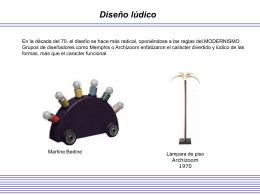 Diseño lúdico y ecológico