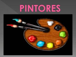 PINTORES - blog.de