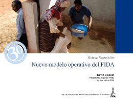 Estrategias del FIDA en los países