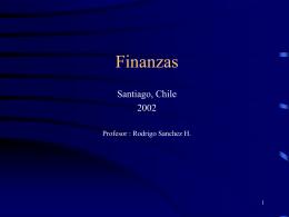 Clase Matematica - Economia y Finanzas