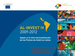 Irene Haddad – Al Invest IV