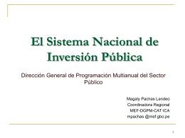 Gobierno Nacional: Distribución de proyecto de presupuesto 2010