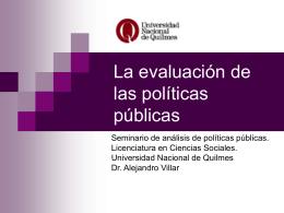 Evaluación de las politicas publicas_f