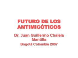 FUTURO DE LOS ANTIMICÓTICOS