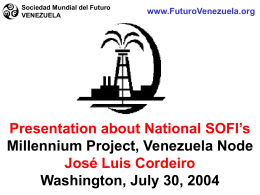 National SOFIs in Latin America
