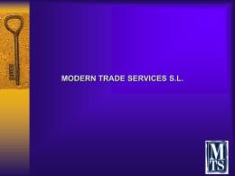 modern trade services sl