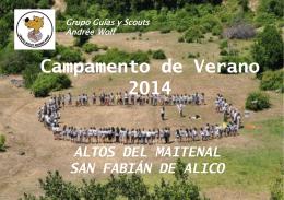 Campamento-de-Verano-2014