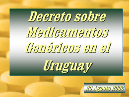 versión power point - Sindicato Médico del Uruguay