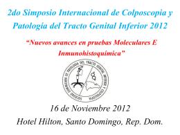 Congreso Cardiología Regional Norte 2012