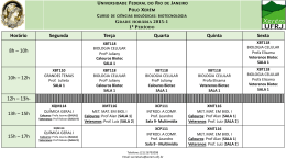 Apresentação do PowerPoint - Portal UFRJ