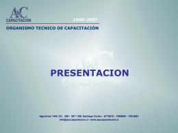 Presentación de PowerPoint - otic del comercio servicios y turismo