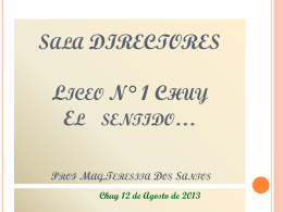SALA DIRECTORES , lunes 12 Chuy 1