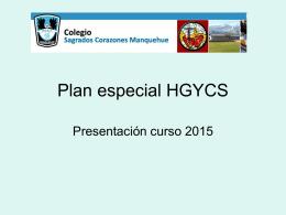 Presentación curso contenidos PSU
