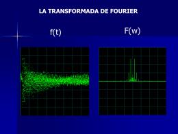 Procesamiento en el dominio de la frecuencia