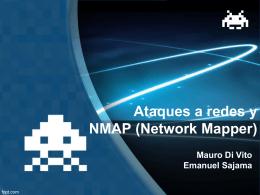 Ataque a Redes y NMap