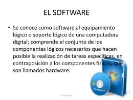 PART 2 - EL SOFTWARE