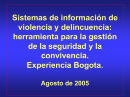 Hugo Acero-Sistemas de informacion