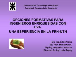 La motivación - Universidad Tecnológica Nacional