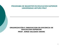 5. INNOVACION EDUCATIVA . compilacion(J.SalgadoA.)