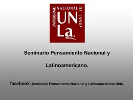 Diapositivas de la clase de Francisco Pestanha