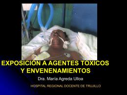 Agentes toxicos y envenenamientos-2 - CMP
