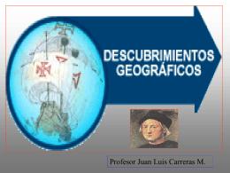 Consecuencias de los descubrimientos geográficos