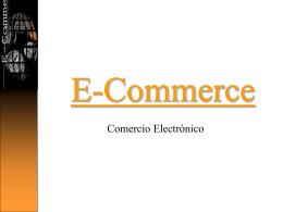 Procesos del Comercio Electrónico