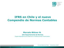 Presentación Marcelo Bittner