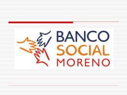 Banco Social de Moreno